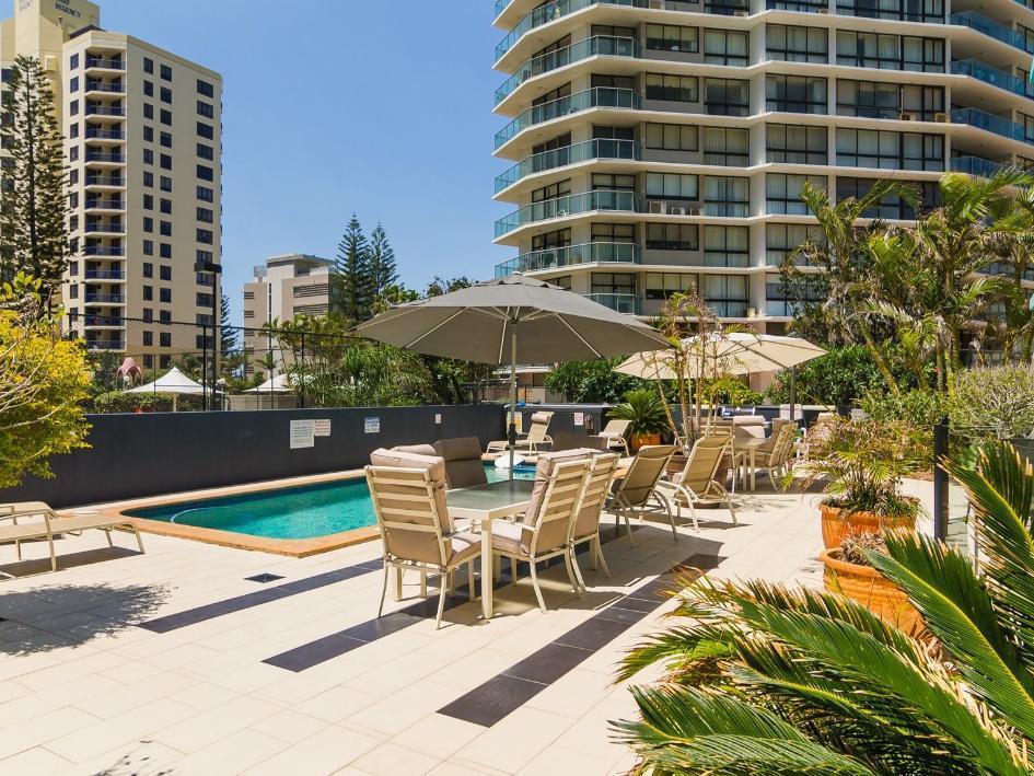 Durham Court Holiday Apartments - Hotell och Boende i Australien , Guldkusten