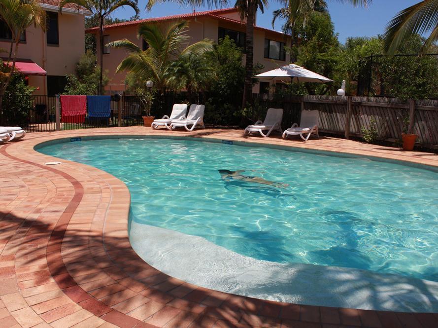 Noosa Sound Resort - Hotell och Boende i Australien , Noosa