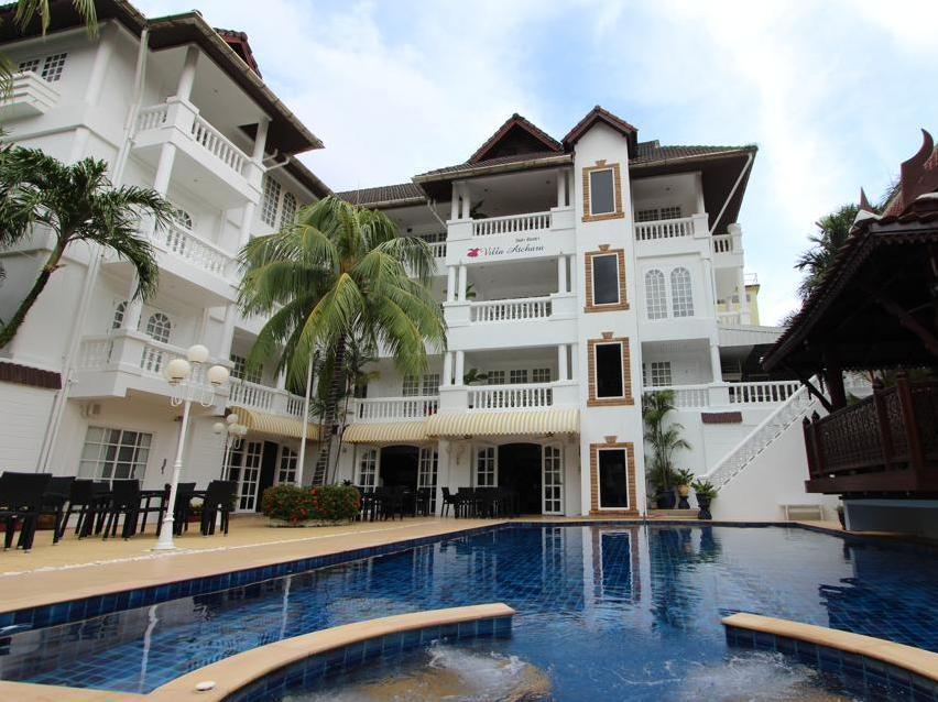 Villa Atchara Hotel - Hotels and Accommodation in Thailand, Asia