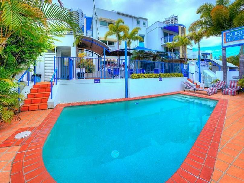 Surfers Beach Resort One - Hotell och Boende i Australien , Guldkusten