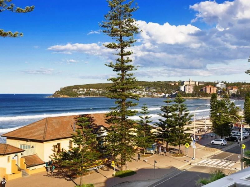 Manly Surfside Holiday Apartments - Hotell och Boende i Australien , Sydney