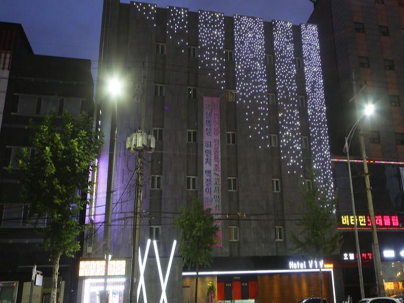 VIV Hotel - Hotels and Accommodation in South Korea, Asia