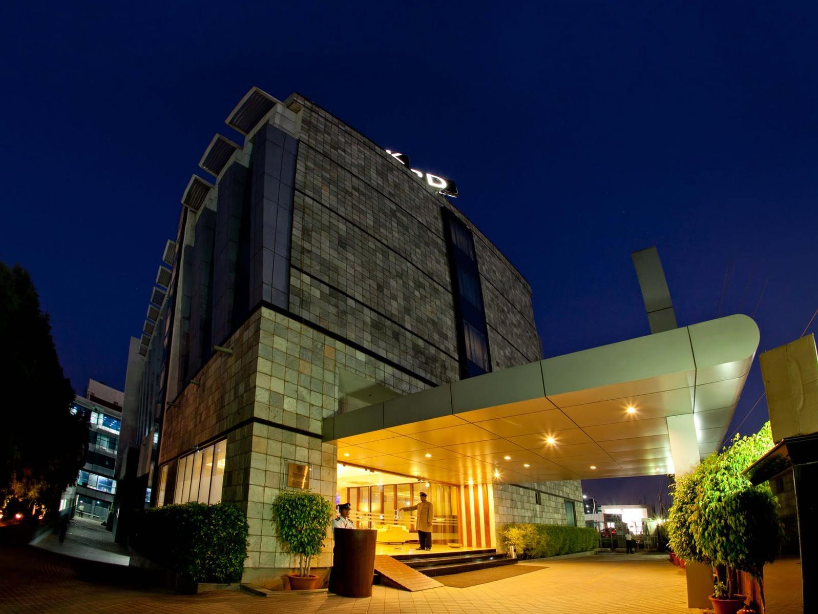 MGM Mark Whitefield - Hotel and accommodation in India in Bengaluru / Bangalore