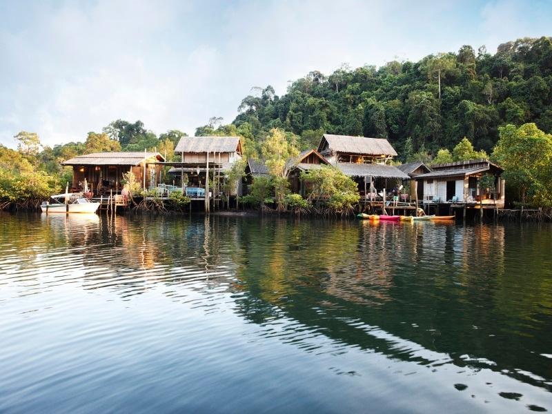 บ้านมะกอก เดอะเกตเวย์ ที่พักเกาะกูด