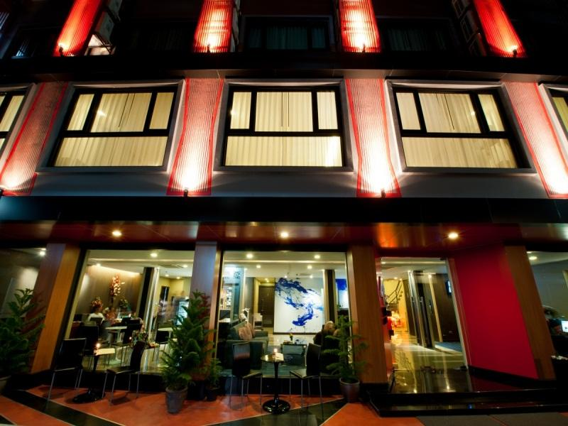 41 Suite Bangkok Hotel - Hotels and Accommodation in Thailand, Asia