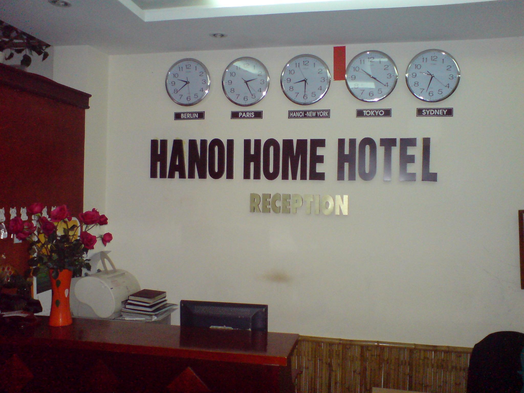 Hanoi Home Hotel - Hotell och Boende i Vietnam , Hanoi