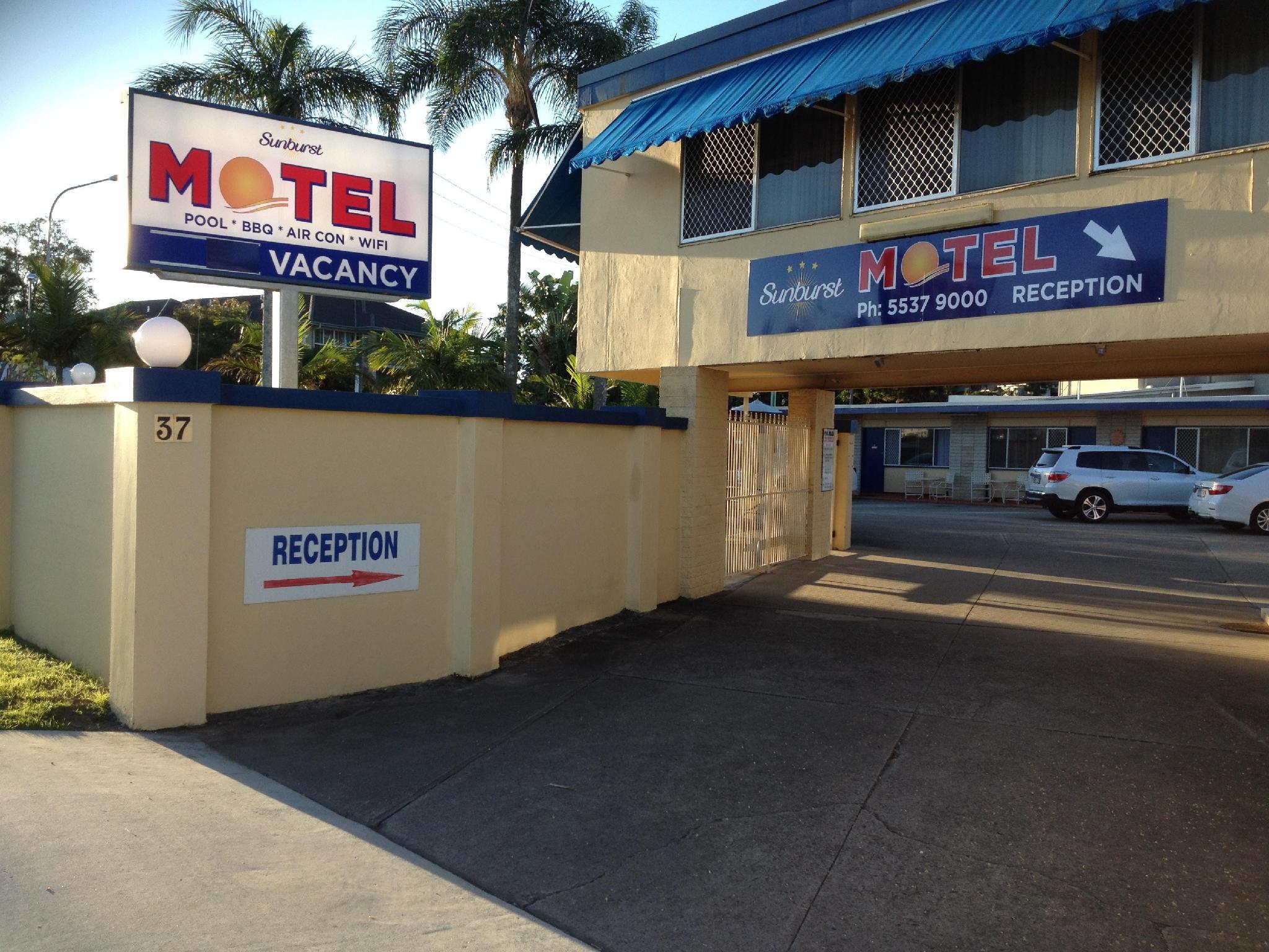 Sunburst Motel - Hotell och Boende i Australien , Guldkusten