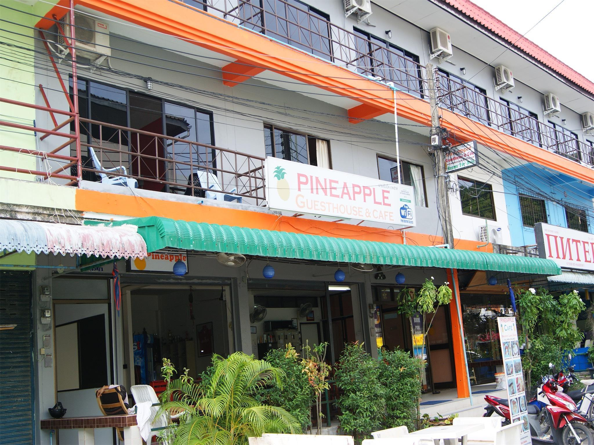 Pineapple Guesthouse - Hotels and Accommodation in Thailand, Asia