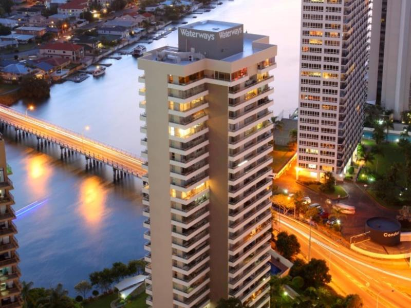 Waterways Luxury Apartments - Hotell och Boende i Australien , Guldkusten