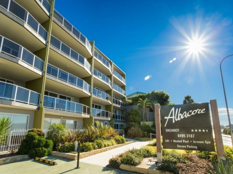 Albacore Apartments - Hotell och Boende i Australien , Merimbula
