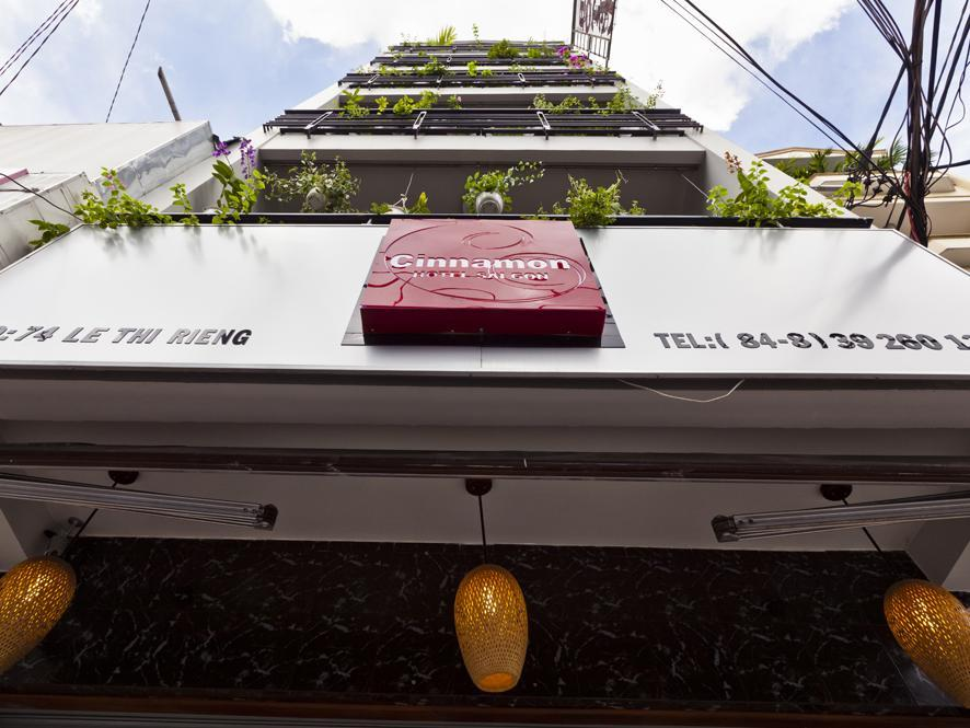 Cinnamon Boutique Hotel Saigon