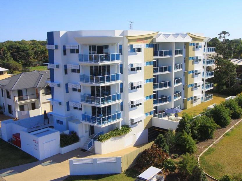 Koola Beach Apartments Bagara - Hotell och Boende i Australien , Bundaberg