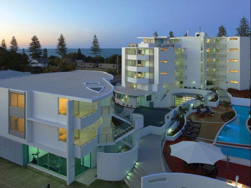 Manta Apartments Bargara - Hotell och Boende i Australien , Bundaberg