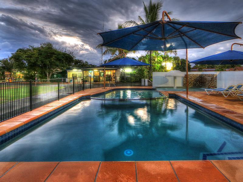 Happy Wanderer Village - Hotell och Boende i Australien , Hervey Bay