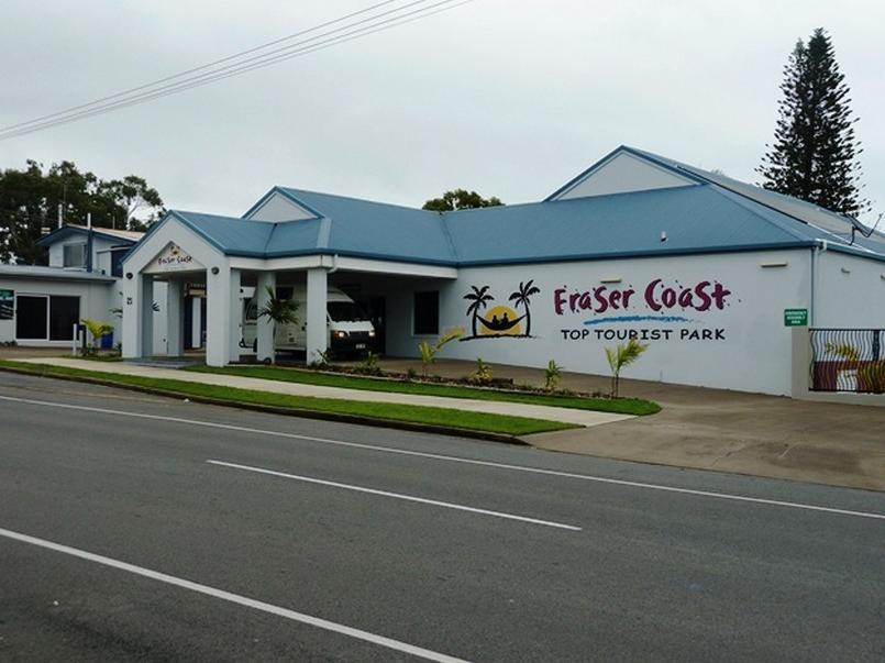 Fraser Coast Top Tourist Park - Hotell och Boende i Australien , Hervey Bay