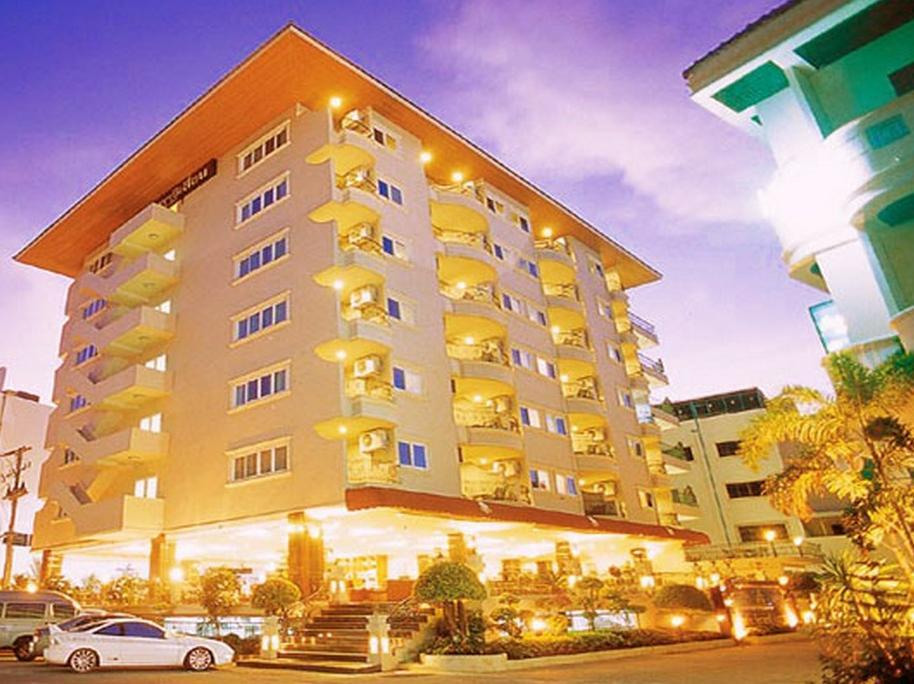 LK Pavilion Executive Serviced Apartment - Hotels and Accommodation in Thailand, Asia