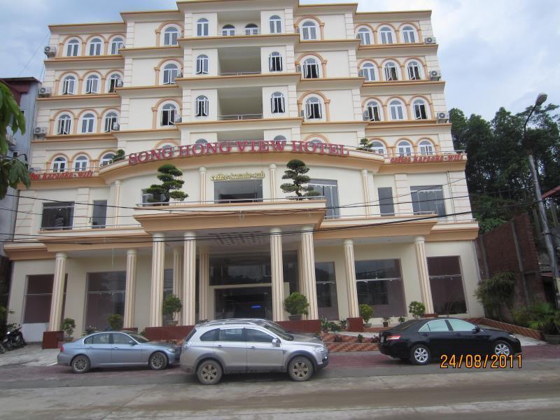Song Hong View Hotel - Hotell och Boende i Vietnam , Lao Cai City