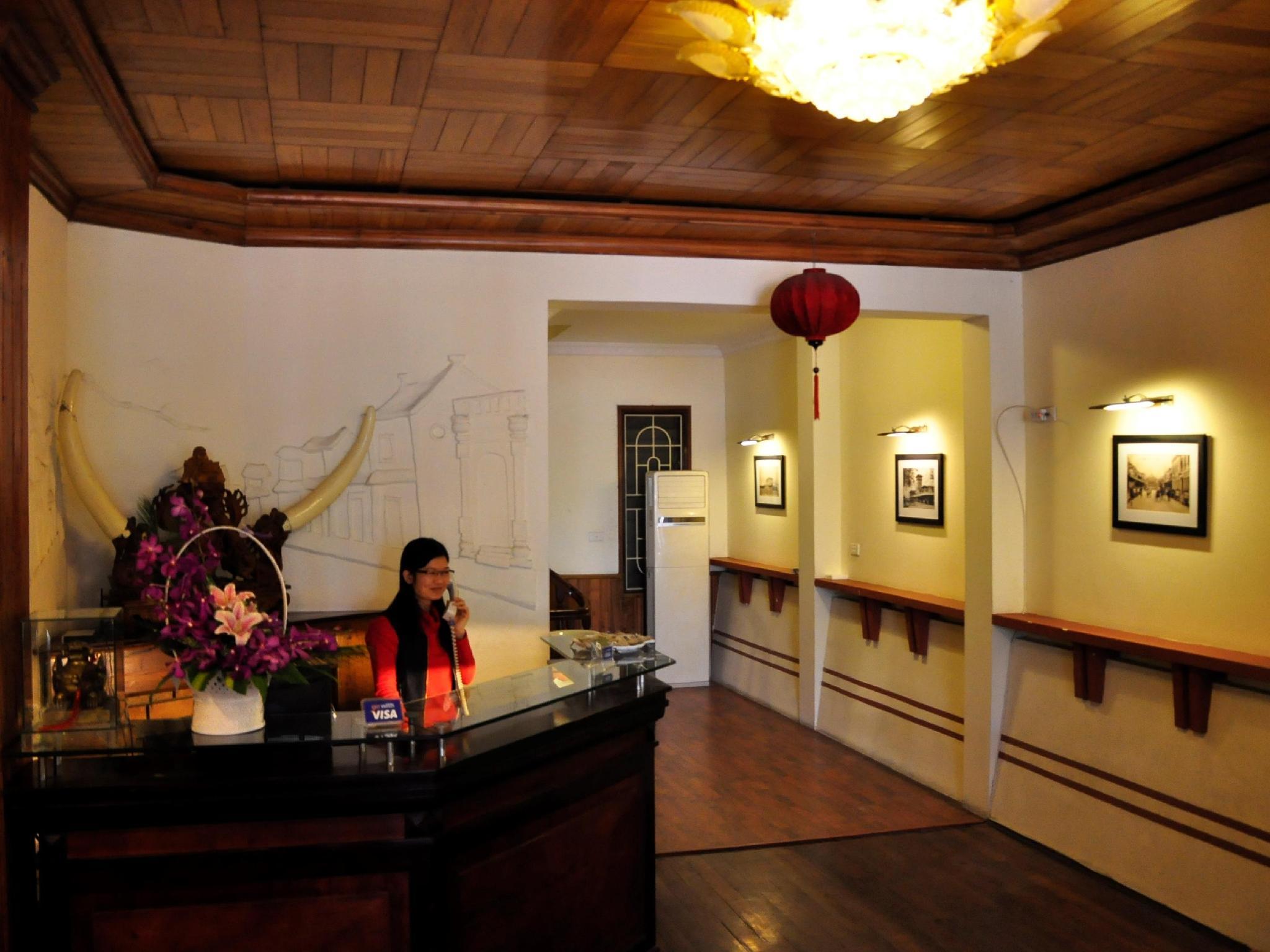 Green Hotel - Hotell och Boende i Vietnam , Hanoi