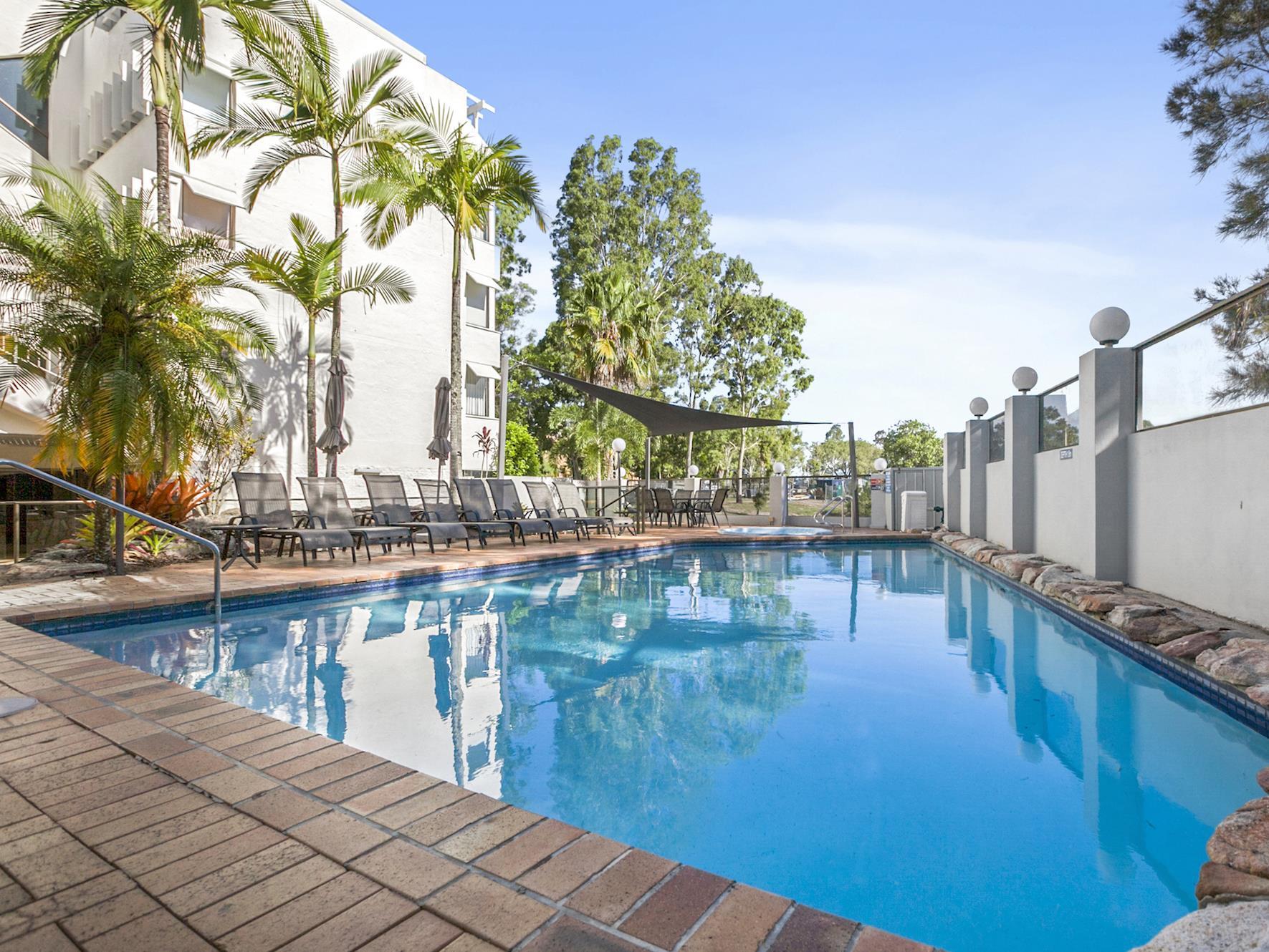 Noosa Sun Lagoon Resort - Hotell och Boende i Australien , Noosa