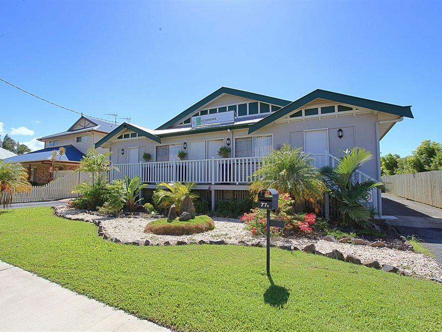 Alexandra Lodge - Hotell och Boende i Australien , Bundaberg