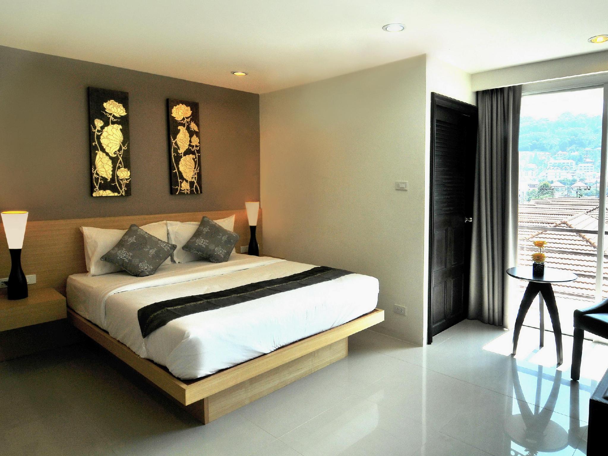 Hotell Sleep Here Hotel i Patong, Phuket. Klicka för att läsa mer och skicka bokningsförfrågan