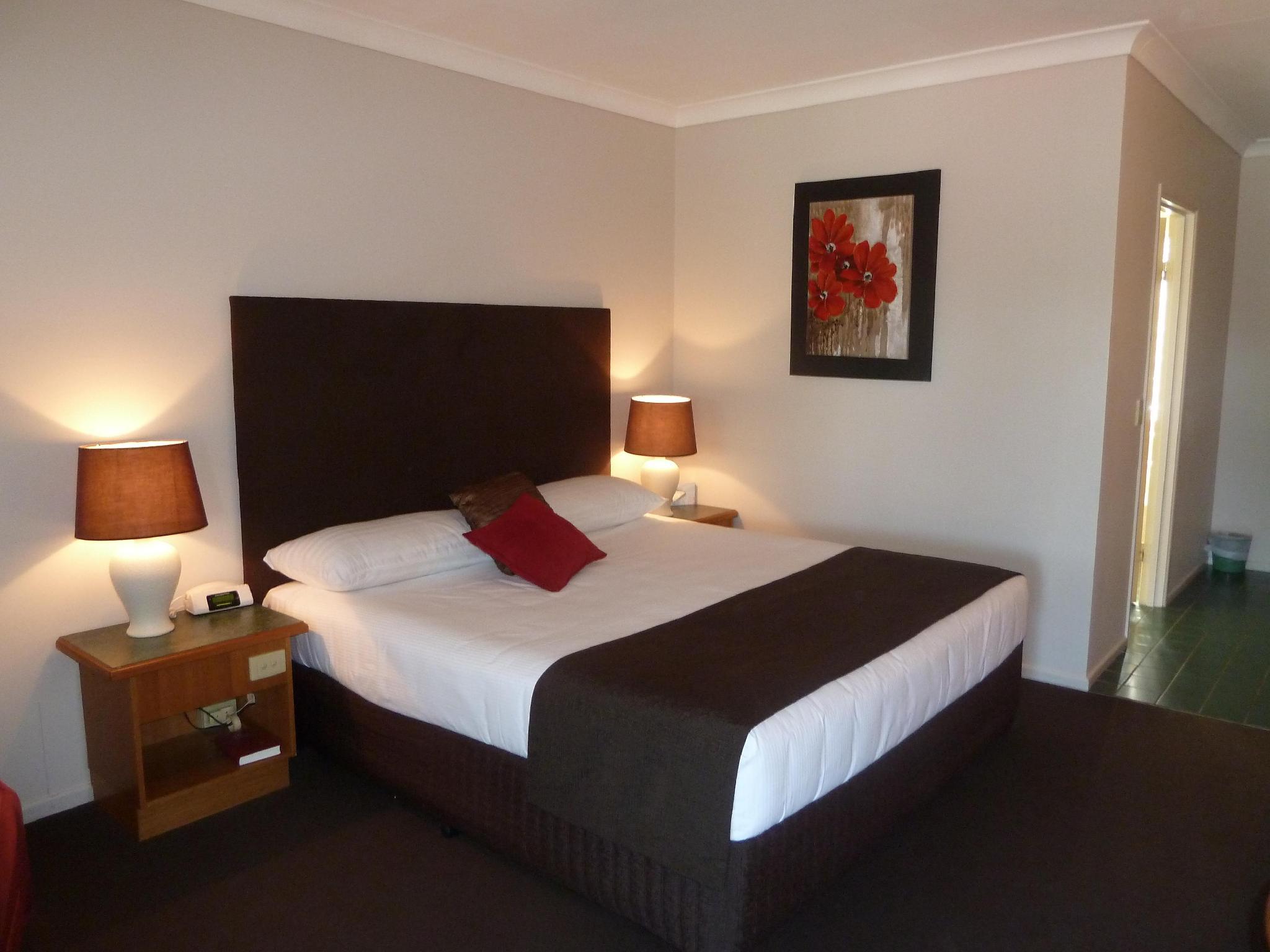 McNevins Parkway Motel - Hotell och Boende i Australien , Maryborough