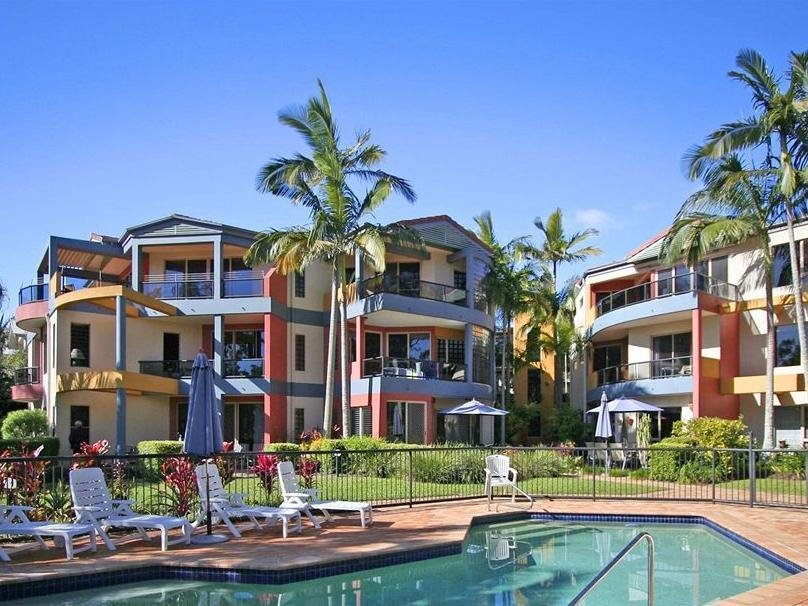 Como Riverside Luxury Apartments - Hotell och Boende i Australien , Noosa