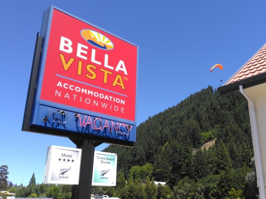 Bella Vista Queenstown - Hotels and Accommodation in New Zealand, Pacific Ocean And Australia