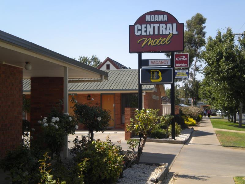 Moama Central Motel - Hotell och Boende i Australien , Echuca / Moama