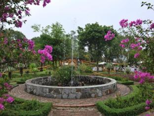Tan Da Spa Resort Hanoi - Garden