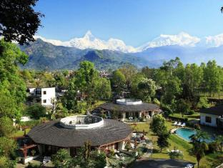 Fishtail Lodge Pokhara - Exterior