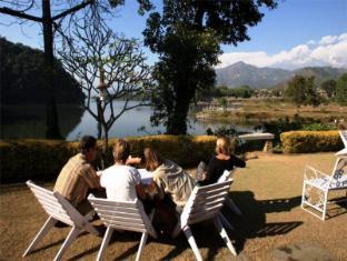 Fishtail Lodge Pokhara - Garden