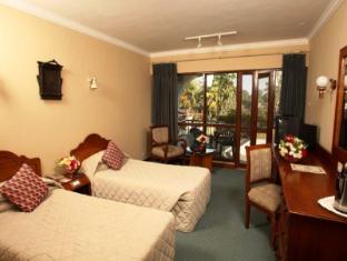 Fishtail Lodge Pokhara - Palm Court