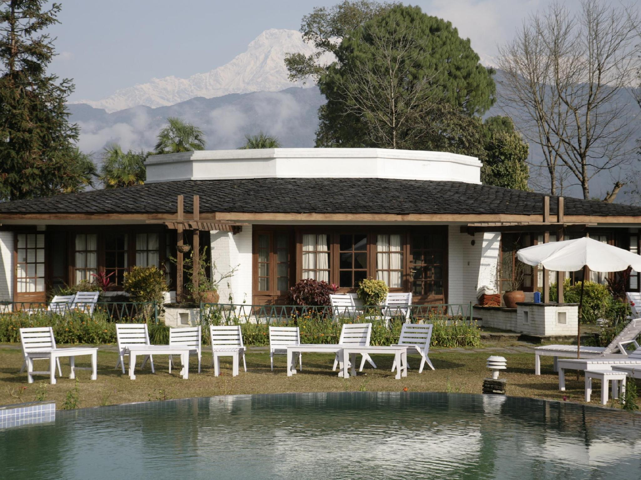 Fishtail Lodge Pokhara
