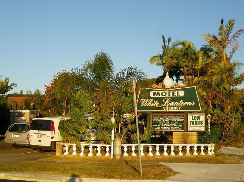 White Lanterns Motel - Hotell och Boende i Australien , Guldkusten