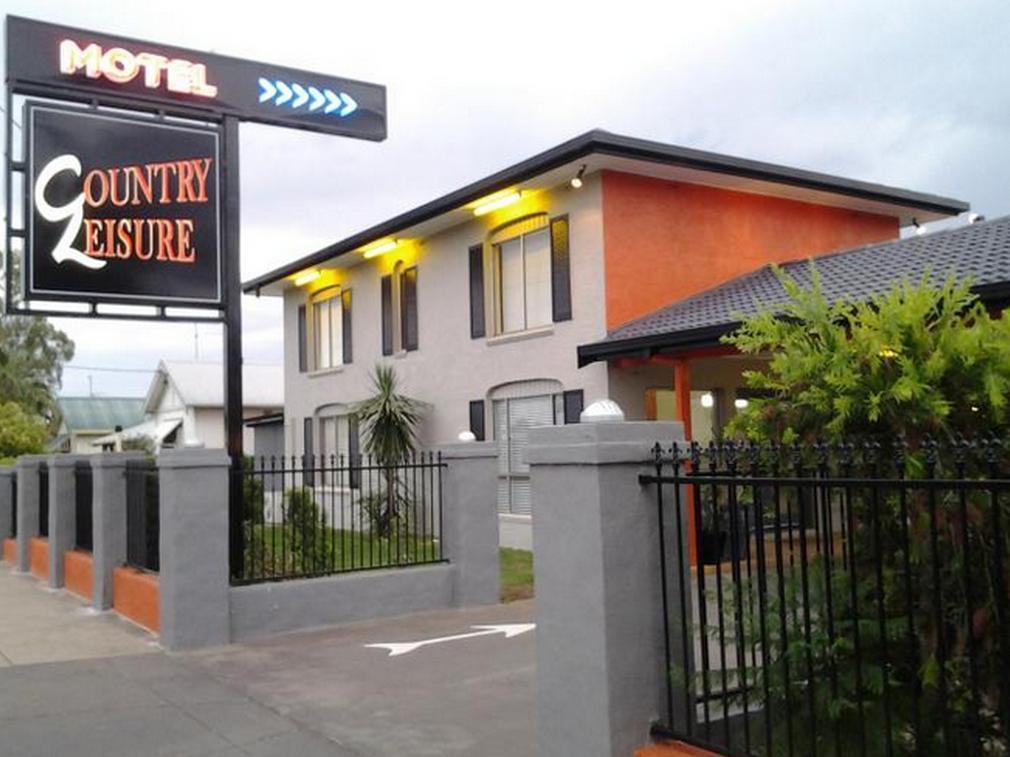 Country Leisure Motor Inn - Hotell och Boende i Australien , Dubbo