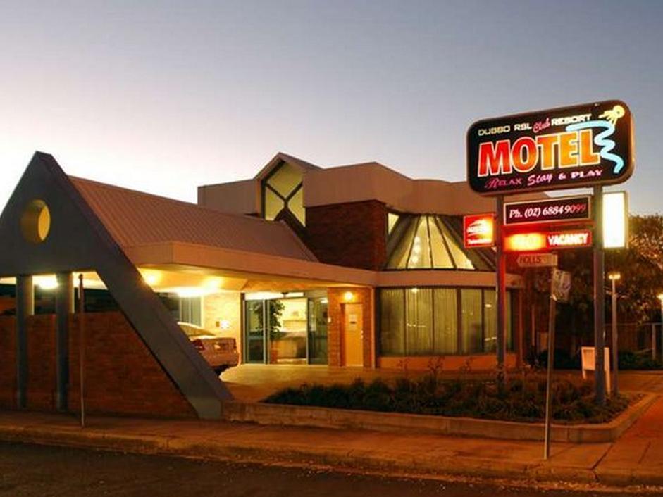 Dubbo RSL Club Motel - Hotell och Boende i Australien , Dubbo