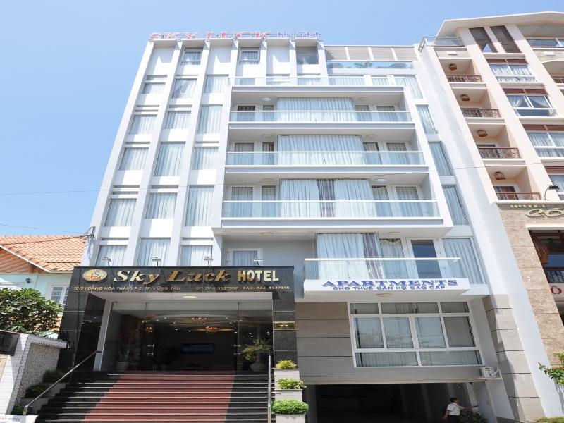 Sky Luck Hotel - Hotell och Boende i Vietnam , Vung Tau