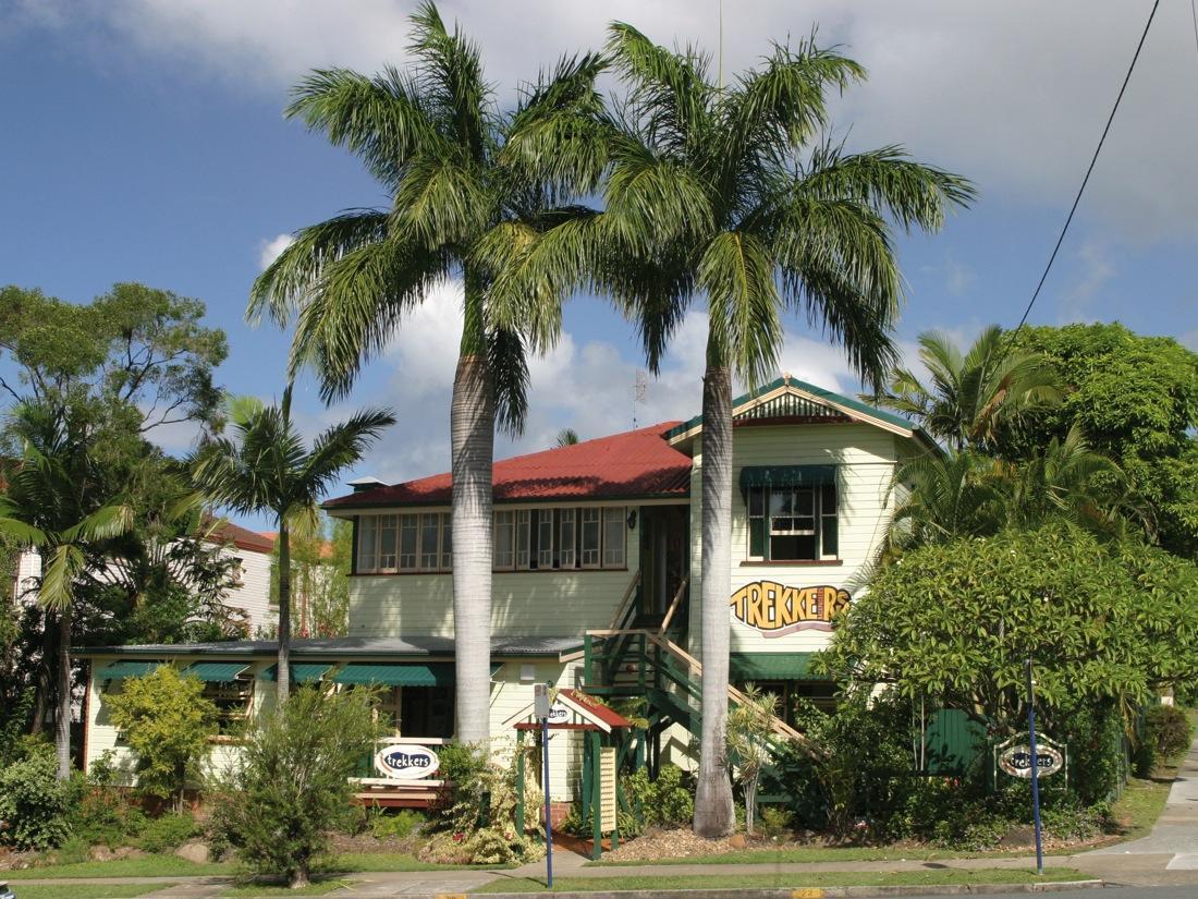 Trekkers Backpackers - Hotell och Boende i Australien , Guldkusten