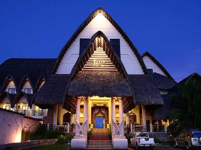 ジャワ ホテル ラワグ