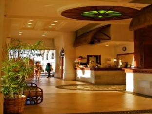 ジャワ ホテル ラワグ - フロント