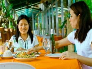Villa Alzhun Tourist Inn and Restaurant Бохол - Ресторан