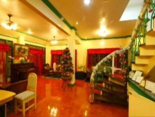Villa Alzhun Tourist Inn and Restaurant Tagbilaran City - Hotellet från insidan