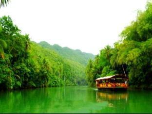 Villa Alzhun Tourist Inn and Restaurant Bohol - Khu vựcxung quanh