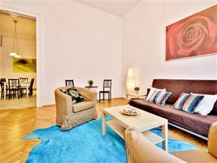 City Center Apartments - Visegradi 3! Budapest - Living Room
