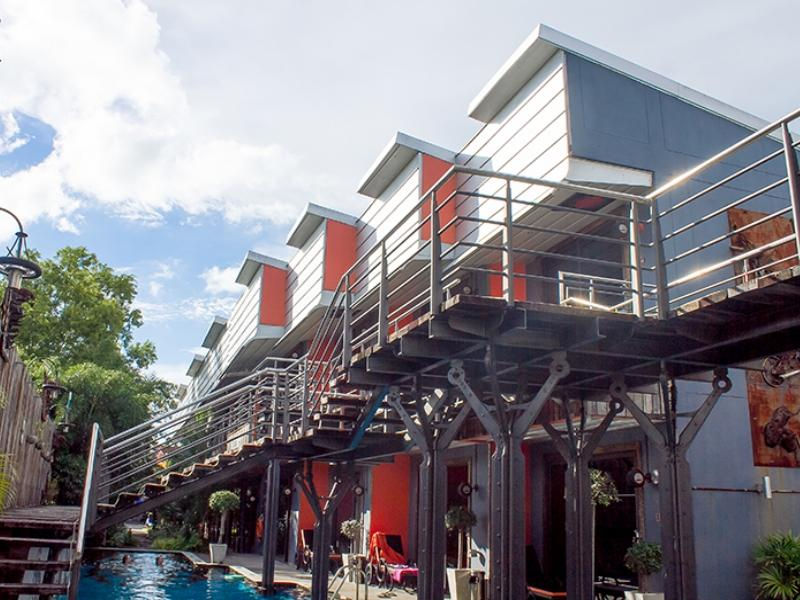 Nicky's Handlebar Hotel - Hotels and Accommodation in Thailand, Asia