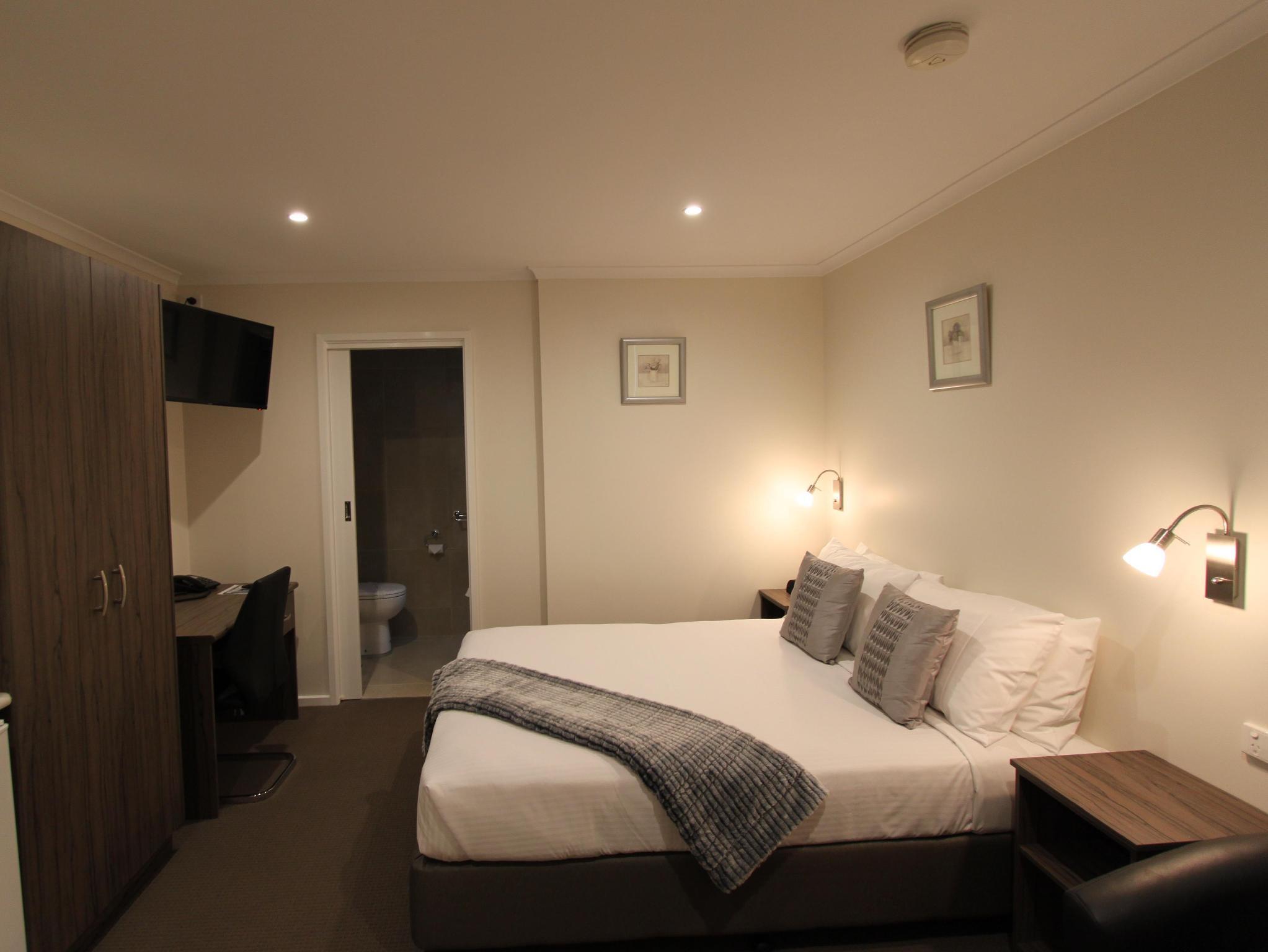 Ryley Motor Inn - Hotell och Boende i Australien , Wangaratta