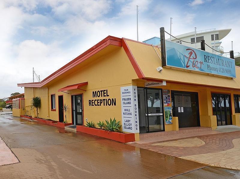 Urangan Motor Inn - Hotell och Boende i Australien , Hervey Bay