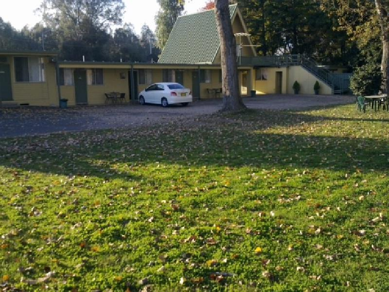 Millers Cottage Motel - Hotell och Boende i Australien , Wangaratta