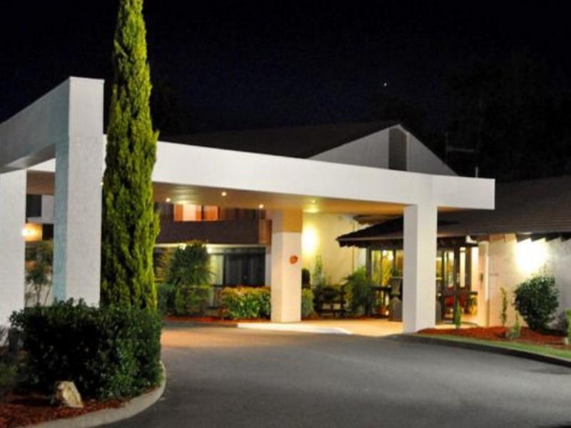 Armidale Regency Motel - Hotell och Boende i Australien , Armidale